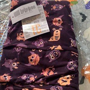 NWT LulaRoe Halloween leggings